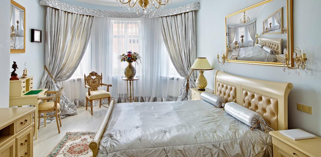 Schlafzimmer zum Träumen